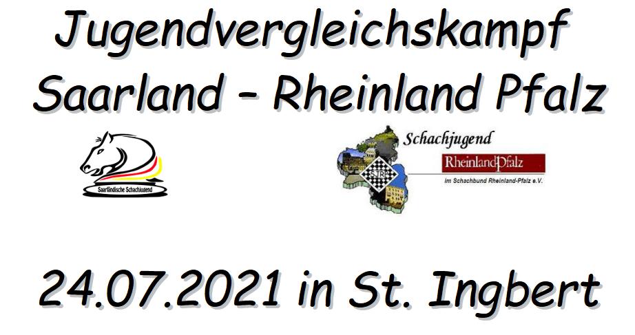 Jugendvergleichskampf Saarland - Rheinland-Pfalz